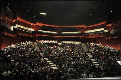 Visite Libre Du Théâtre à Caen