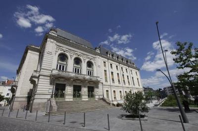 Visite Libre Du Théâtre Municipal Gabrielle Robinne. à Montlucon