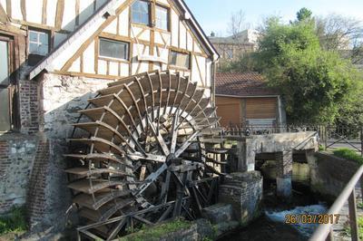 Visite Libre Du Vieux Moulin à Rouen