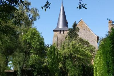 Visite Libre Du Village, de L'église Saint Martin, de La Fontaine à Thorigne d'Anjou