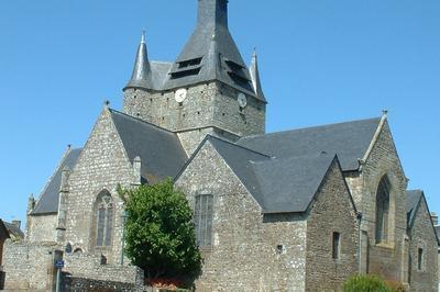 Visite Libre - Eglise Du 15ème Siècle Inscrite Mh à Brece