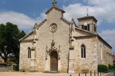 Visite Libre Eglise Saint-julien à Chaleins