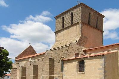 Visite Libre Eglise St Martin Du Bernard à Le Bernard