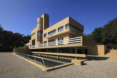 Visite Libre Et Gratuite De La Villa Cavrois à Hem