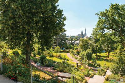 Visite Libre Et Gratuite Du Jardin Camifolia à Melay