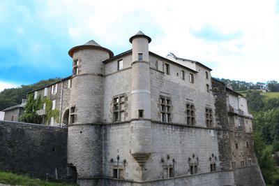 Visite Libre Et/ou Guidée Du Château Et Du Coeur De La Cité Médiévale à Lacaze