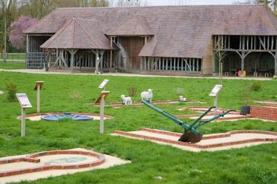 Visite Libre Et Préférentielle De L'ecomusée De La Forêt D'orient à Brienne la Vieille