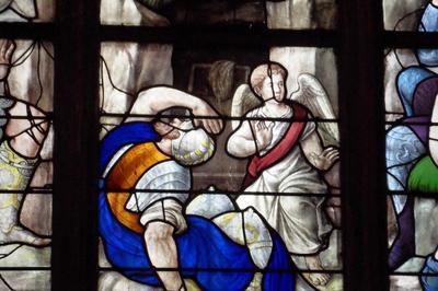 Visite Libre Et Visite Commentée Des Vitraux De L'église Saint-bonnet à Bourges