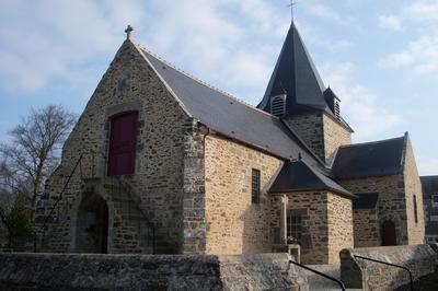 Visite Libre Et Visite Guidée De L'eglise Saint-laurent, à Langrolay Sur Rance à Langrolay sur Rance