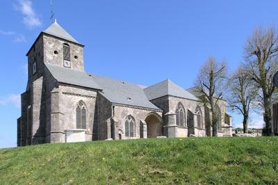 Visite Libre Et Visite Guidée Sur Demande De L'église De Dun-haut à Dun sur Meuse