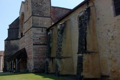 Visite Libre Exceptionnelle De La Sacristie à Sorde l'Abbaye