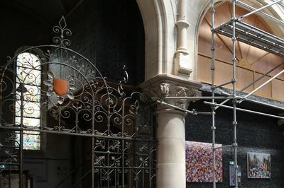 Visite Libre Fab Lab: Sauvegarde D'un Ancien Lieu De Culte à Tourcoing