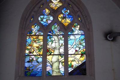 Visite Libre L'histoire En Vitraux à Oigny en Valois