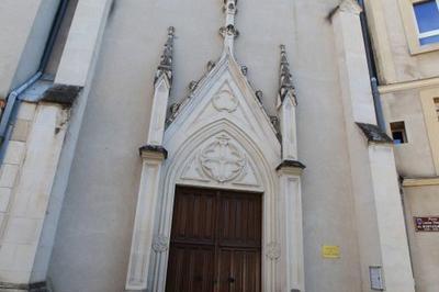 Visite Libre Ou Commentée De La Chapelle Du Sacré Coeur. à Montlucon