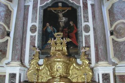 Visite Libre Ou Guidée De L'église De La Chaire De Saint-pierre à Cambayrac