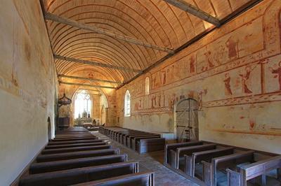 Visite Libre Ou Guidée De L'église Saint-gobrien Et Ses Fresques à Morieux
