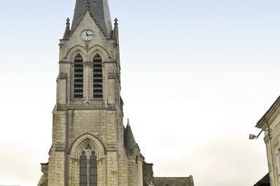 Visite Libre Ou Guidée De L'église Saint Symphorien De Bauné à Baune