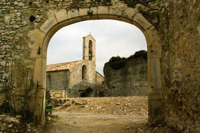 Visite Libre Ou Guidée De L'église St Lambert Et De La Chapelle Des Pénitents à Sauzet