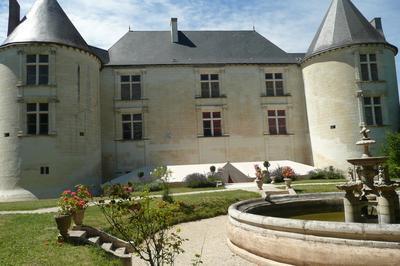 Visite Libre Ou Guidée Du Château Couvert à Jaunay Clan