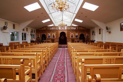 Visite Libre Par-delà Le Culte Copte à Colombes