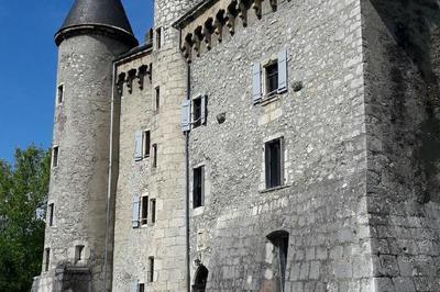 Visite Libre Terrasse Et Rez De Chaussée, Château De Montveran à Culoz