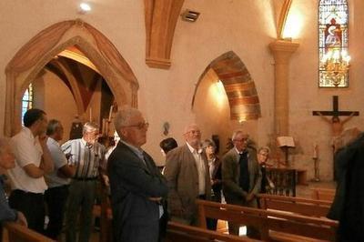 Visite Libre, Visite Commentée De L'église Saint-pierre De Mazeyrat. à Mazeyrat d'Allier
