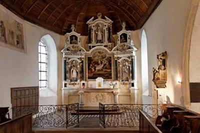 Visite Ludique De L'église De Saint-martin-de-connée à Saint Martin de Connee