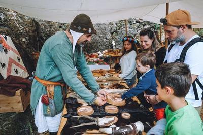 Visite Ludique Et Pédagogique à Saint Antonin de Lacalm