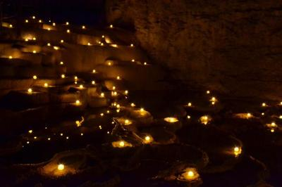 Visite Musicale Et Contée Aux Grottes De La Balme à La Balme les Grottes