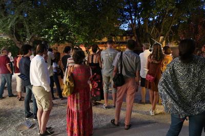 Visite Nocturne De L'exposition Recyclage/surcyclage à L'Isle sur la Sorgue