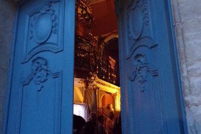 Visite Nocturne De La Synagogue à Cavaillon