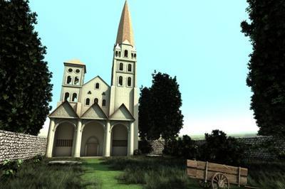 Visite Originale De L'abbaye Saint-germain à Auxerre