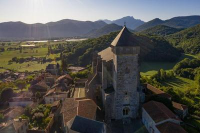 Visite Panoramique à Saint Bertrand de Comminges