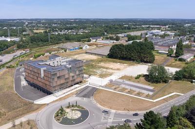 Visite Partielle Commentée De La Ddtm Du Morbihan : Bâtiment Exemplaire à Haute Performance Environnementale à Vannes