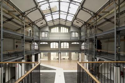 Visite Patrimoniale Du Futur Bâtiment Du Frac-artothèque Du Limousin à Limoges