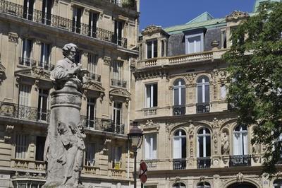 Visite-promenade à Paris 9ème