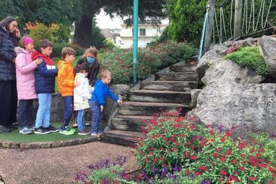 Visite Sensorielle En Famille à Evian les Bains