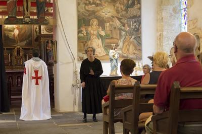 Visite Spectacle De L'église Du Temple à Carentoir