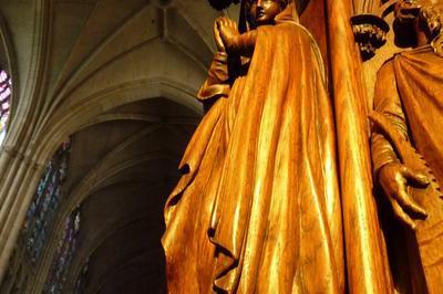 Visite Spirituelle Par Dominique Roy à Troyes