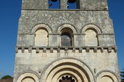 Visite Sur L'art Roman Et Les Fondations Des Hospitaliers De Saint Jean De Jérusaleme à Neac