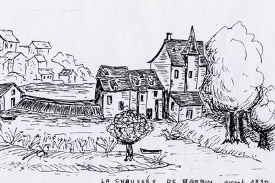 Visite Sur Les Moulins De L'erdre à Carquefou