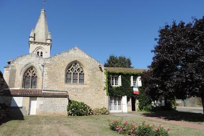 Visite Sur Les Traces Des Familles Du Loudunais Parties Pour Le Nouveau-monde à La Chaussee