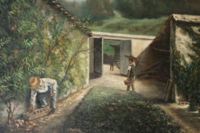 Visite Surprise Du Musée Des Murs À Pêches à Montreuil