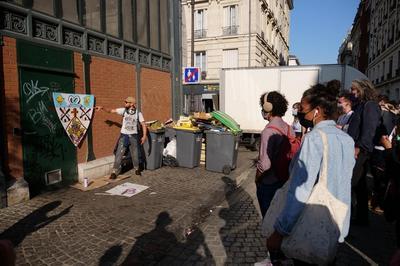 Visite théâtralisée à Villejuif