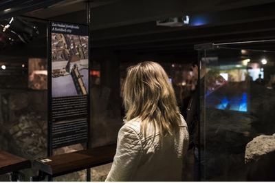 Visiter Librement De La Crypte Archéologique De L'île De La Cité à Paris 4ème