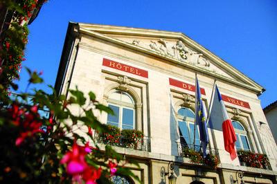 Visites Commentées De L'hôtel De Ville. à Bourg en Bresse