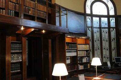 Visites Commentées De La Bibliothèque Carnégie à Reims