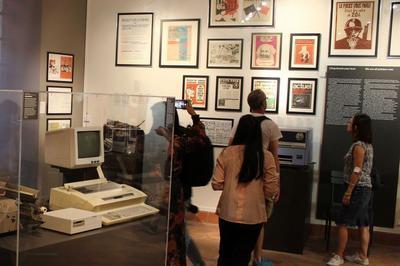 Visites Commentées Des Espaces D'exposition Permanentes Du Musée De L'imprimerie à Lyon