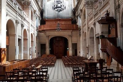 Visites Commentées Des Richesses Architecturales De L'oratoire Du Louvre à Paris 1er