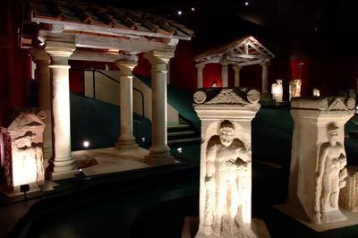 Visites Commentées Du Plus Important Sanctuaire Dédié À Hercule Découvert En Gaule à Deneuvre
